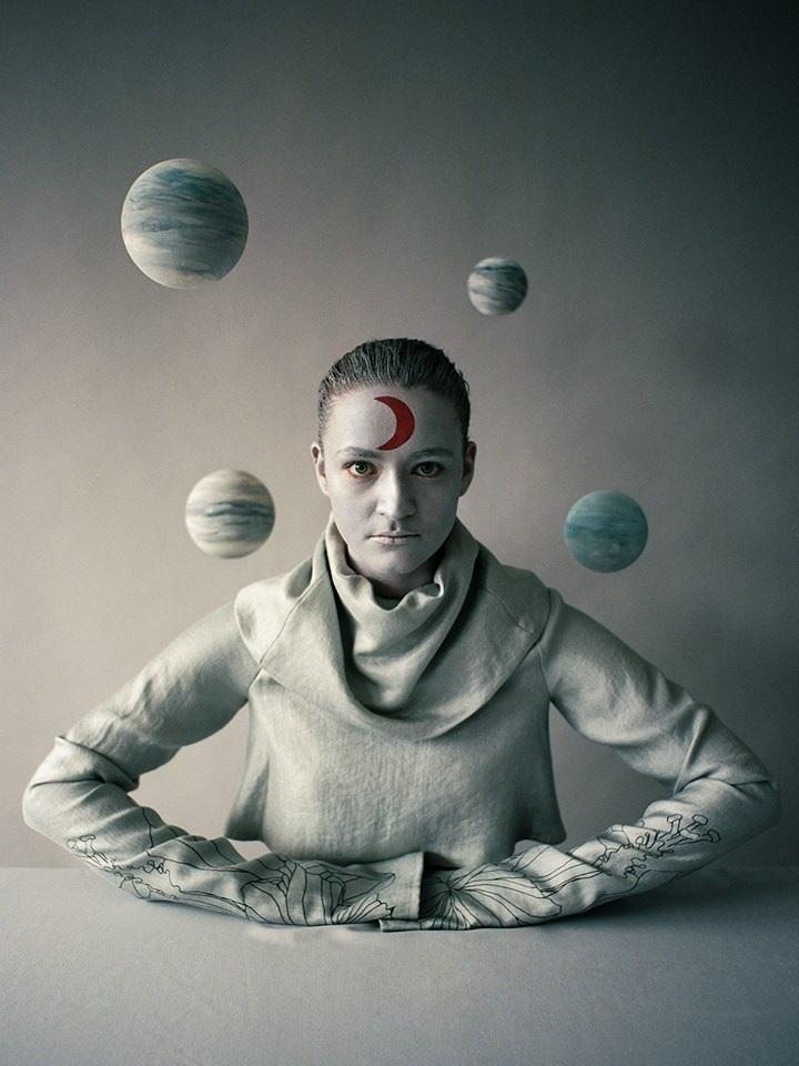 Siedma výzva – portréty na plagát